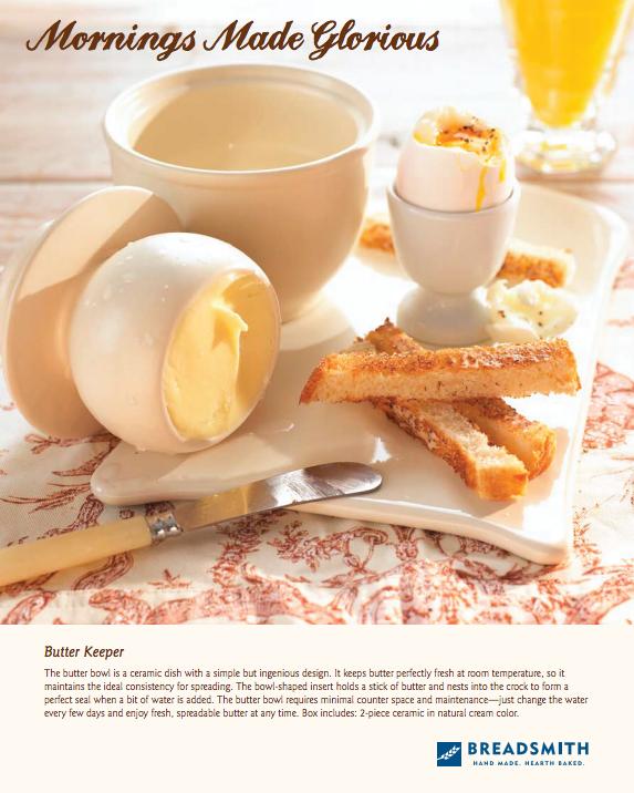 Butter Keeper POP