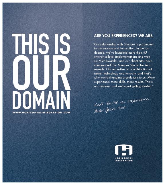 Brochure Advert—full spread